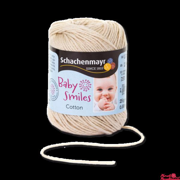 Cotton Baby Smiles bézs 01005