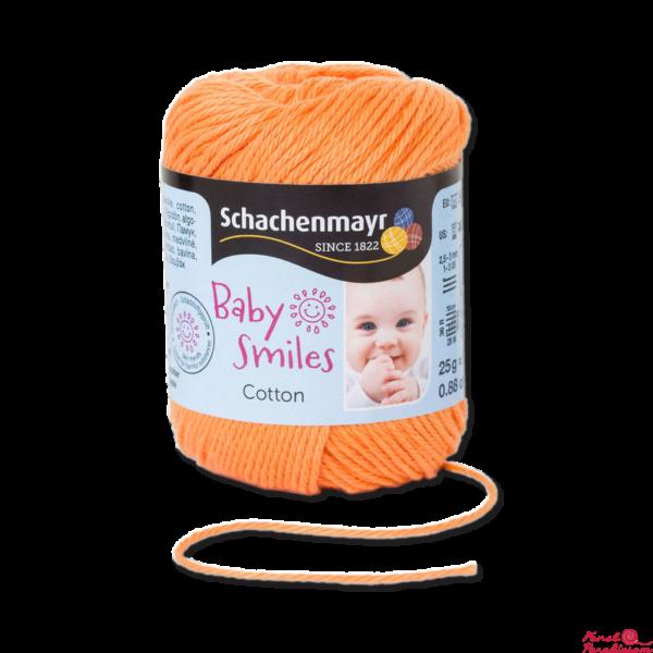 Cotton Baby Smiles mandarin 01025