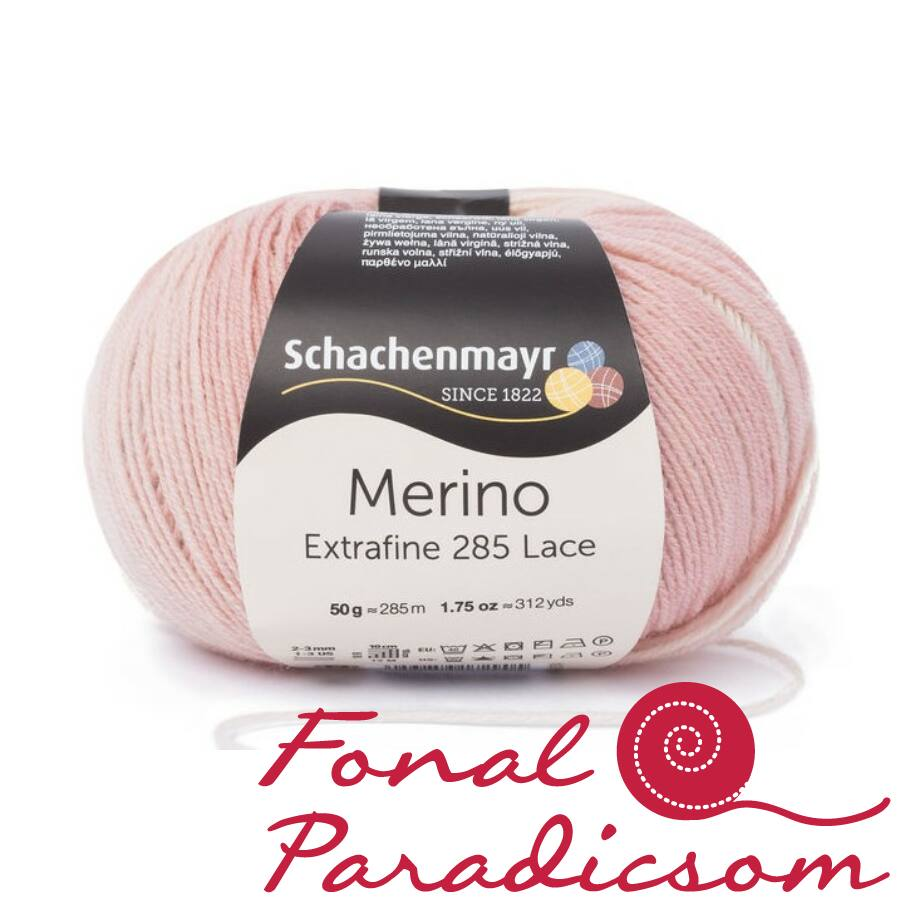 ec0504434f Merino Extrafine 285 Lace csipke fonalcsalád · Merino Extrafine 285 Lace  csipke fonalcsalád Katt rá a felnagyításhoz